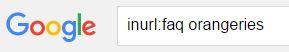 inurl search